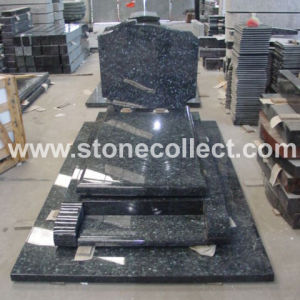 Blue Pearl Tombstones pictures & photos