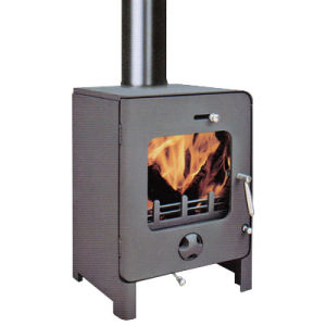 Round Classic Cast Iron Stove (FIPA 066) /Wood Burning Stove pictures & photos