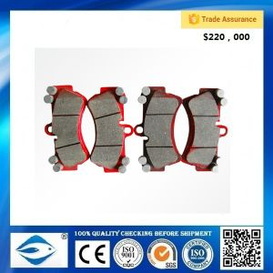 Good Service Auto Brake Pad for Japanese Car pictures & photos