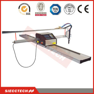 Low Price High Quality Portable CNC Flame Plasma Cutting Machine pictures & photos