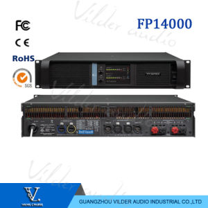 Fp-14000 2 Channel 2*2350W Best for Subwoofer Amplifier pictures & photos