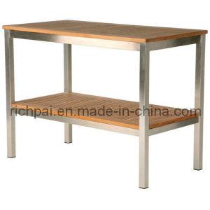 Stainless Steel Storage Shelf (RST002)