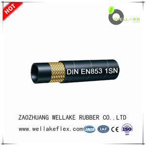 DIN En853 1sn Hydraulic Rubber Hose