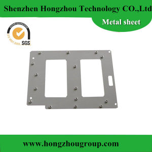 ISO Approved Custom Sheet Metal Fabrication Components Parts pictures & photos
