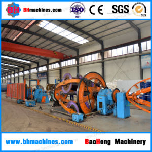 Cly1250/1+6 China Machinery Manufacturer Wire and Cable Former Machine pictures & photos