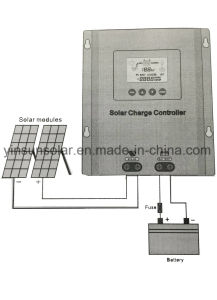 96V 50A Solar Regulator Solar Products for Solar Energy pictures & photos