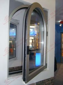 Unique Design of Aluminium Side Hung Window (BHA-CWA07) pictures & photos