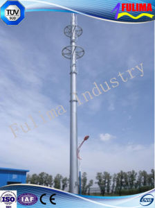 Manufacturer of 30m Galvanized Communication Tower (FLM-ST-037) pictures & photos