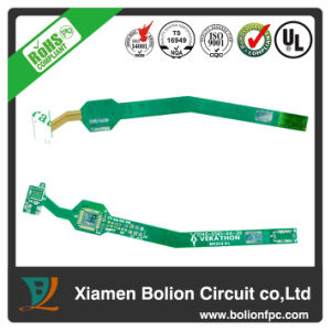 Multi-Layer with Green Oil Flexible PCB pictures & photos