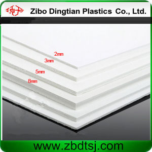 2015 Manufacturer Wholesale 3 mm PVC Core Foam Board pictures & photos