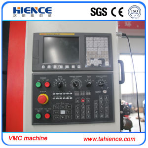 China CNC Metal Vertical Milling Machine for Sale Vmc850L pictures & photos