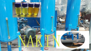 Small Capacity Model Jzc-2 Waste Engine Oil Distillation Plant pictures & photos