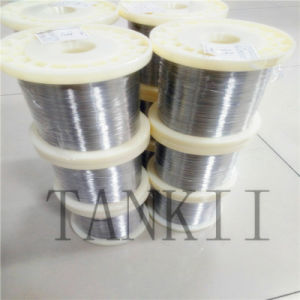 Precision soft magnetic alloy 1j50 permalloy wire Hy-Ra49 pictures & photos