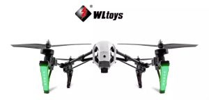 Wholesale Wltoys Q333 Quadcopter Camera RC Drone with 5.8g Fpv pictures & photos