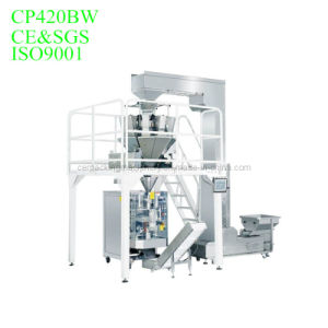 Automatic Vertical Snack Food Packaging Machine