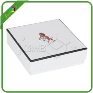 Custom Design Printed Cardboard Box with Lid pictures & photos