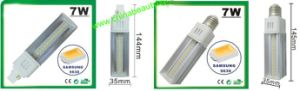 LED 7W LED Light LED G24 Pl Lamp pictures & photos