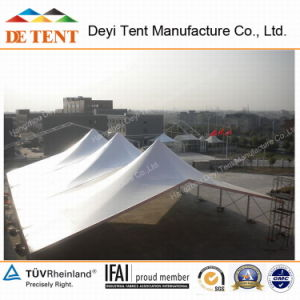 Waterproof Party Marquee with 3 High Peak Roof pictures & photos