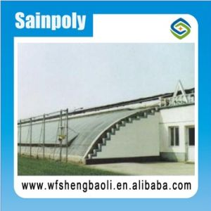 Factory Price Solar Greenhouse Used for Agriculture pictures & photos