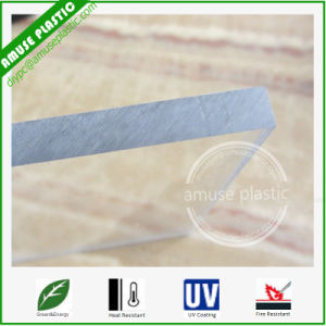 20mm Transparent Bayer Polycarb Glazing Sheeting Unbreakable Glass Polycarbonate Sheet pictures & photos