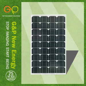 100W Mono Silicon Photovoltaic Solar Module pictures & photos