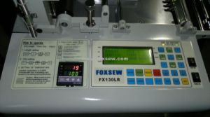 Automatic Polyester Tube Cutting Machine pictures & photos