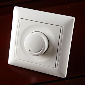 SGS ABS New Style TV Wall Socket G2027 pictures & photos