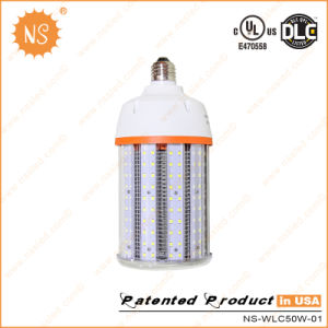 UL Dlc 175W Metal Halide Replacement E39 50W LED Bulb pictures & photos