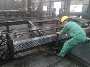 Welded Round Steel Pipe on Sale (Q195, Q215, Q235, Q345) pictures & photos