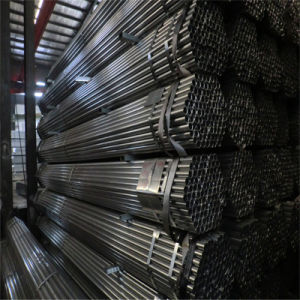 20X40mm Pre-Galvanized Steel Tube for Desk Furniture pictures & photos
