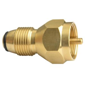 100% Solid Brass Regulator Valve Accessory for All 1 Lb Tank Small Cylinders pictures & photos