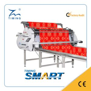 Good Quality PLC Control System Cloth Fabric Spreading Machine for Sale pictures & photos