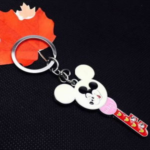 Promotional Cute Cartoon Figure Keychains pictures & photos