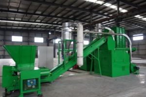 Copper Cable Plastic Recycling Machine