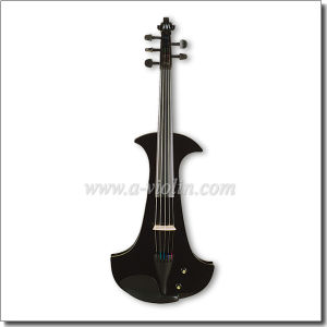 "5 Strings 16"" Solidwood Electric Viola with Case (LE501-5S) pictures & photos"