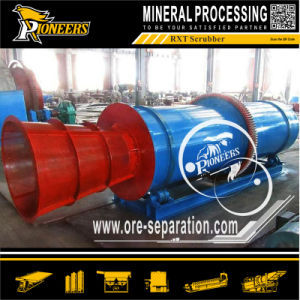 Gold Clay Ore Mining Washing Rotary Scrubber Drum Machine Factory pictures & photos