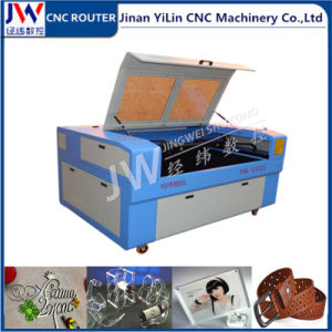 1410 CNC Laser Machine for Cutting Fabric Acrylic Wood pictures & photos
