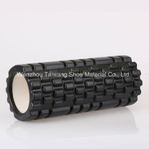 Yoga Pilates Foam Roller High Density PVC Hollow Yoga Roller pictures & photos