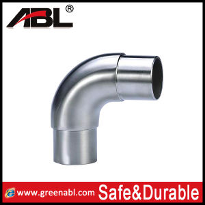 Stainless Steel Handrail Fitting Pipe Elbow (CC68-1) pictures & photos