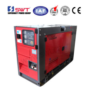 60 kVA to 500 kVA Silent Type Diesel Generator pictures & photos