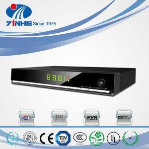 FTA HD PVR Terrestrial Receiver Dual Tuner DVB-T2 Box