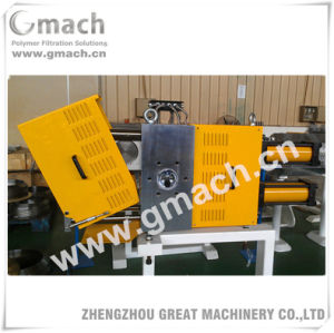 Double Plate Type Continuous Screen Changer for Plastic Foam Machinery pictures & photos