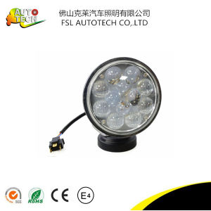 Round 36W Auto Part LED Light for Car Truck pictures & photos