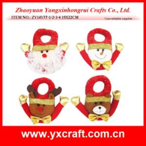 Christmas Decoration (ZY14Y77-1-2-3-4) Chirstmas Door Loop Christmas Export pictures & photos