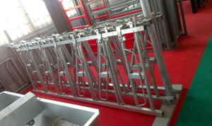 Hot Dipped Galvanized Cattle Self-Locking Headlock Panels pictures & photos