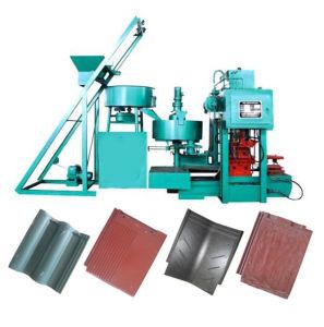 Semi Automatic Roof Tile Making Machinery