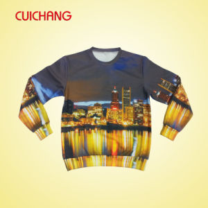 Custom Design Sweatshirt, Men′s 100%Cotton Hoodies