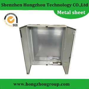 Custom Made Sheet Metal Fabrication Box, Metal Enclosure Box pictures & photos