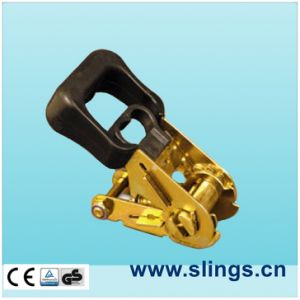 Alloyed Ratchet Buckle pictures & photos
