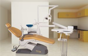 China Cost-Effective Dental Chair Unit (C3) pictures & photos